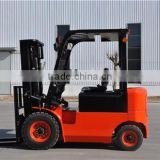 Cold storage machinery 2 TON electric forklift with 3 to 6 meters mast