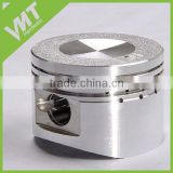 Aluminium made Piston set for Motorcycle parts supply by VMT factory