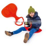 SNOW GLIDER Kids Teens Sit On Sledge Sled Slider Bum Slide