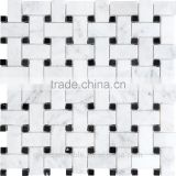 High Quality White Mosaic Tiles For Bathroom/Flooring/Wall etc & Mosaic Tiles On Sale With Low Price