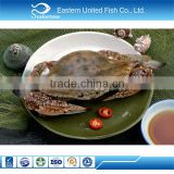 new arrival wholesale health frozen blue swimming crab export detail