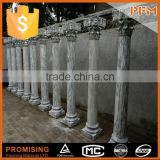 lead trendy style and easy classic round hollow column