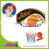 Popular children sport equipment movable basketball goal posts