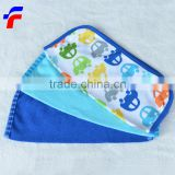 Wholesale 100% organic cottonTerry baby face cloth