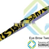 eyebrow tweezers multi colors