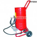 50LB Siphon Feed Sandblaster portable sandblaster for sale