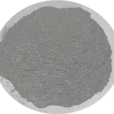 Power of high-purity refined electrolytic chromium containing the base element 99.99% Cr and 99.98% Cr