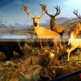 2014 new style decoration Deer simulation animals for sale