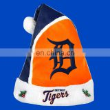 Forever Collectibles Detroit Tigers Santa Hat