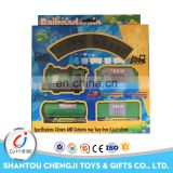 Children funny plastic electric train toy for sale