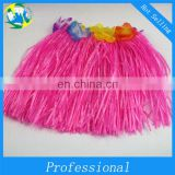 Colorful Plastic Hula Skirt/Paper Grass Skirt(DX-JQ-073)