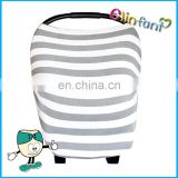 2017 new style soft cotton nursing cover for breastfeeding baby car seat cover