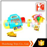 2017 hot new products toy cash register supermarket toys with cheap price