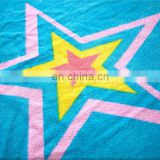 Quick dry sublimation printed beach microfiber towel