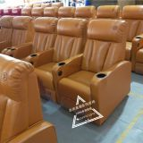 home theater seat,leather recliner cinema sofa
