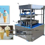 Factory Price Ice Cream Cone Baking Machine|Commercial Wafer Cone Making Machine
