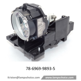Original 78-6969-9893-5 Projector bare Lamp with housing For 3M X90 Projector