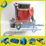 110V 2kg Auto Electro Portable Small Gold Smelting Equipment from Hengchuan