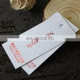 Garment/Case/Bag/shoe usage china supplier hang tags