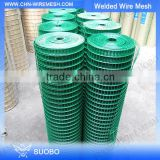 Right Choice!!! White Pvc Coated Welded Wire Mesh Fence Panels, Hot Dipped Galvanized Welded Wire Mesh