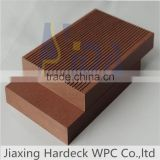Antislip composite decking /wood plastic composite decking for swimming pool                                                                         Quality Choice