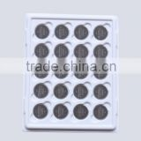 Button cell, 3V lithium manganese, CR2430 coin battery