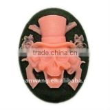 Silicone Skull Mold Polymer Mould Nicole Silicone Rubber Polymer Mold Clay Craft Mold F0014