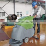 new arrival used chinese battery powered floor scrubbers
