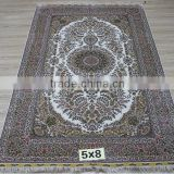 Handmade carpet hand knotted carpet mosque