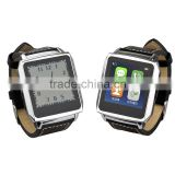 2014 Mobile phone accessories factory in china, MTK6260 sport water resistant bluetooth speaker watch,smart watch phone