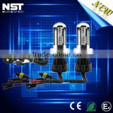 high quality 12 monthes warranty hid hi/lo bulb D series hid motorcycle bi-xenon projector headlight