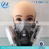 Half Facepiece Silicone Gas Face Mask /Reusable Respirator mask /3M 6200 half Face gas mask