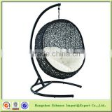 Swing egg chair/egg shaped chair/egg chair Canada market-FN4112