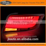 Hot Selling High Quality LED Tail Lamp for Toyota Vios Fashionable Design LED Head Lights for Toyota Vios 2014