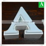 High Quality Vacuum Forming Outdoor Advertising Plastic Letter Light Sign Board For Bar Supermarket