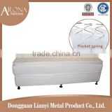 Special design luxury pillow top vacuum hilton standard hotel mattress/mattress factory                                                                         Quality Choice