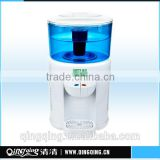 Wholesales 2015 Hot Selling CE,EMC,CB Certification Desktop Mini Water Cooler/Dispenser with filter, Model:YR-5TT28D,Capacity:5L