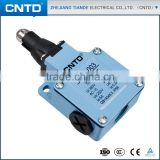 CNTD Stainless Steel Idler Wheel Limit Switch with M18*1.5 Conduit Connector Elevator Travel Switch CSA-003