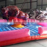 2016!! the newest popular inflatable rodeo bull for sale