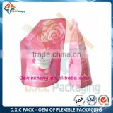 Factory Price Shampoo Packing Pouch, Shampoo Pouch Manufacture, Shampoo Pouch With Spout