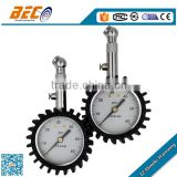 (YT-50A) 50mm car tire use CE standdard normal material popular use cheap price bourdon tube pressure gauge