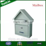 Fashion Mail Box Wholesale clear acrylic mailbox and standing mailbox with free standing mailboxes