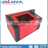 high quality powerful 400*600mm low cost co2 laser engraving cutting machine for sale