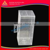 eco friendly material plastic eyelash box packaging, false eyelash packaging box