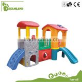 Dreamland outdoor & indoor children plastic playhouse and slide                                                                         Quality Choice