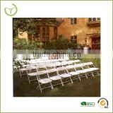 10 White Stacking Chairs Easy Storage used party folding plastic chairs wholesale                                                                         Quality Choice