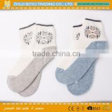 wholesale 2015 women leg warmer bi-color knit boot socks; 2011 new women's fancy socks; soft cotton socks