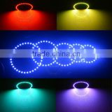 New Car Light Green Color 12V 100mm Angel Eye Halo Ring LED Light