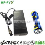 42V LI-ION battery charger for balance electric scooter                                                                         Quality Choice
