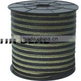 Graphite PTFE with Kevlar fiber braided packing